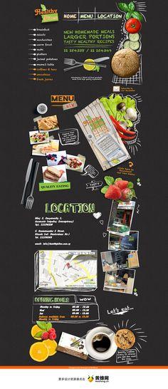 Healthy Bites饮食网站,来源自黄蜂网http://woofeng.cn/web/ #web #webdesign #website #inspiration #design | #webdesign #it #web #design #layout #userinterface #website #webdesign < repinned by www.BlickeDeeler.de | Take a look at www.WebsiteDesign-Hamburg.de
