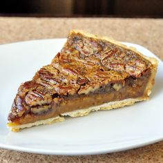 Perfect Pecan Pie - (The ultimate end to the ultimate meal ~ Thanksgiving, Christmas, Sunday Dinner with Family, or anytime you just want something extra special!)