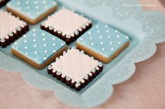 Bubble and Sweet: Tiffany cookies