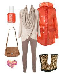 Y. A. Q. - Blog de moda, inspiración y tendencias: [Y ahora qué me pongo en] un día lluvioso de otoño