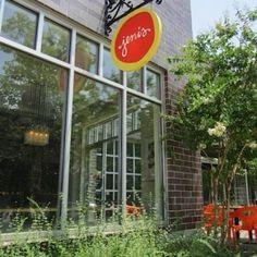 Jeni's Splendid Ice Creams in Nashville, TN
