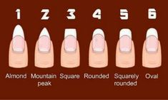 makeup, nail shape, squar round, beauti, nail design, nails, nail style, hair, nail art