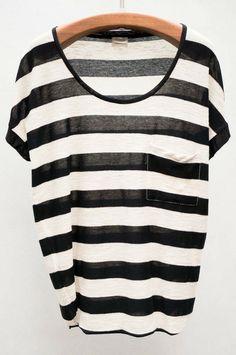 black short, fashion, cloth, stripe tee, shorts
