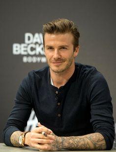 #1 David Beckham