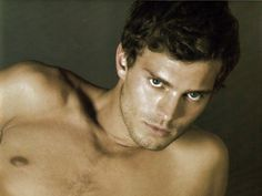 Ok, I admit it, Jamie Dornan is hot and yes, I want to spank him!