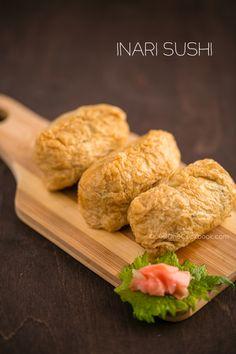 [JAPAN] Inari Sushi | Easy Japanese Recipes at JustOneCookbook.com
