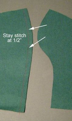 How to sew smooth princess seams (and other treacherous curves!)
