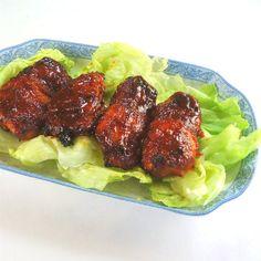 One Perfect Bite: Korean Barbecue Chicken