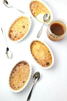 Coffee Caramel Creme Brûlée