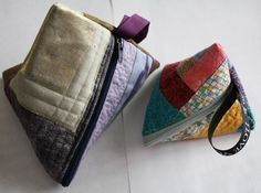 #18 Triangle Bags by Dale Anne Potter