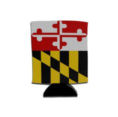 Maryland Flag Koozie from Route One Apparel