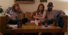 Olivia Wilde, Anna Kendrick, and Jake Johnson in Drinking Buddies