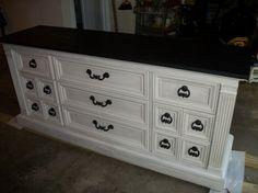 Beautiful Refurbished Dresser