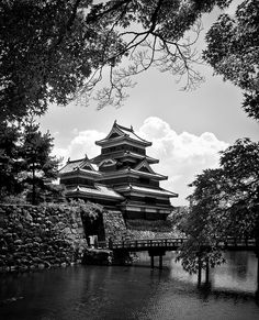 The Matsumoto Castle, Japan: photo by edsheadsaid