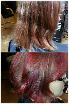 Before and after Elumen