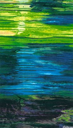 Daydreams - Monet's Paintbox - Emerald
