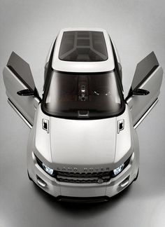 very cool new Range Rover
