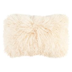 I pinned this Zoe Lumbar Pillow in White from the Textured Details event at Joss and Main!