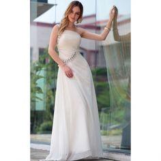 Find Custom affordable long church bridal wedding dress