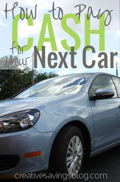 Its totally possible to avoid a car loan. Read the number one trick to pay cash for your car!