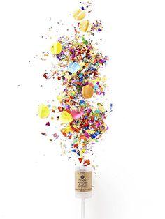 Make Confetti Poppers