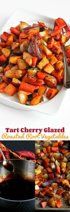 Tart Cherry Glazed R