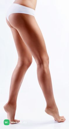 Toned calves, muscular legs, and a firm butt are on every woman's list of fitness goals – download the Slim, Toned and Sexy Lower Body Workout Pack for Women at http://WLabs.me/1vLwH2W