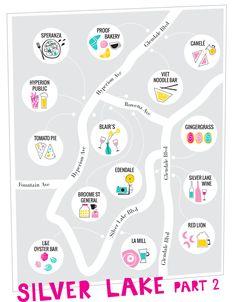 restaurant guide / LA part 2