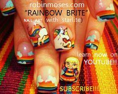 Rainbow Brite anyone?