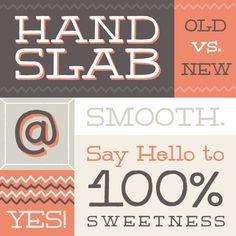 HandSlab is a hand-drawn extended slab serif