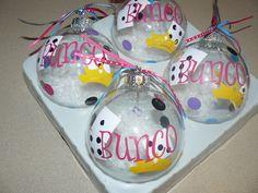 Bunco Queen Ornaments!