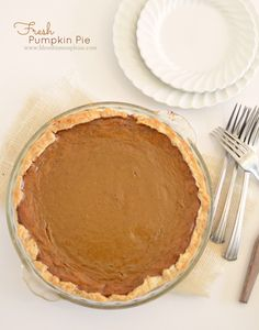 Pumpkin Pie from Fre