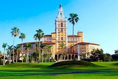 The Biltmore Hotel in Coral Gables