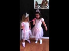 Adorable! Sophia Grace and Rosie