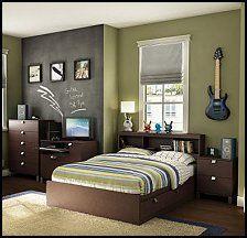Cool boy's room!