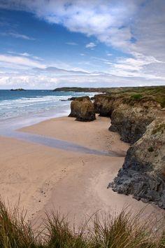 St Ives Bay Cornwall by Graham Leese