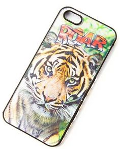 ROAR!   Get the eye of the tiger for this furrrocious iPhone case from the Katy Perry Prism Collection! iphone 5s, iphoneipod case, iphon case, teen gift, iphon stuff, teen phone cases, iphone cases for teens, teen girls, epic band