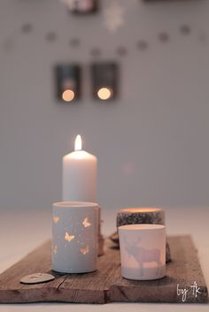 ♥ Candles