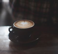 Share some love with a latte. #ValentinesDay #NYC