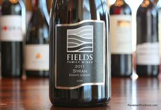 The Reverse Wine Snob: Fields Family Wines Estate Syrah 2011 - Spoicy! If we gave out medals this wine would get gold. http://www.reversewinesnob.com/2014/02/fields-family-wines-estate-syrah.html #wine #winelover #spoice