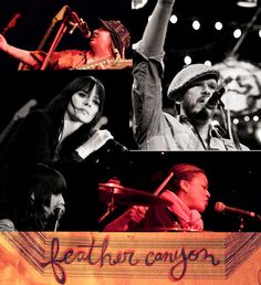 Check out Feather Canyon on ReverbNation