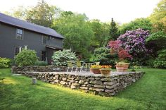 terraced backyards - Google Search