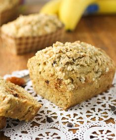 Whole Wheat Chocolate Chip and Banana Bread | citronlimette