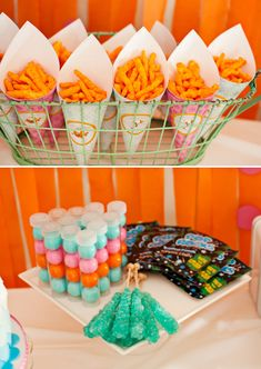 Cheerful Bubble Guppies Party Ideas