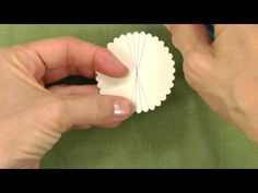 How to Make Spirelli Card Embellishments Free Video Tutorial from CardMaker Kit-of-the-Month Club. View more free videos here: http://www.youtube.com/playlist?list=PL0C2154B1F49F385E