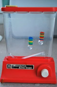 """""""Waterful Ring Toss""""  - Loved it!"""