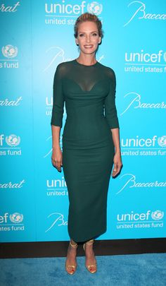 Uma Thurman, Sarah Jessica Parker at UNICEF Snowflake Ball