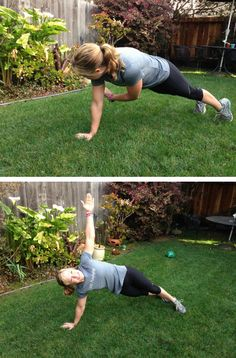 3 Exercises #Runners Can Do to Improve Core #Strength