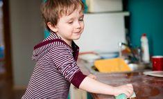 Família é Tudo: Peça ajuda para as crianças
