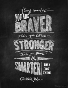 Victory Paper Designs: Braver than you believe
